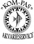 kom-pas akvarie service logo
